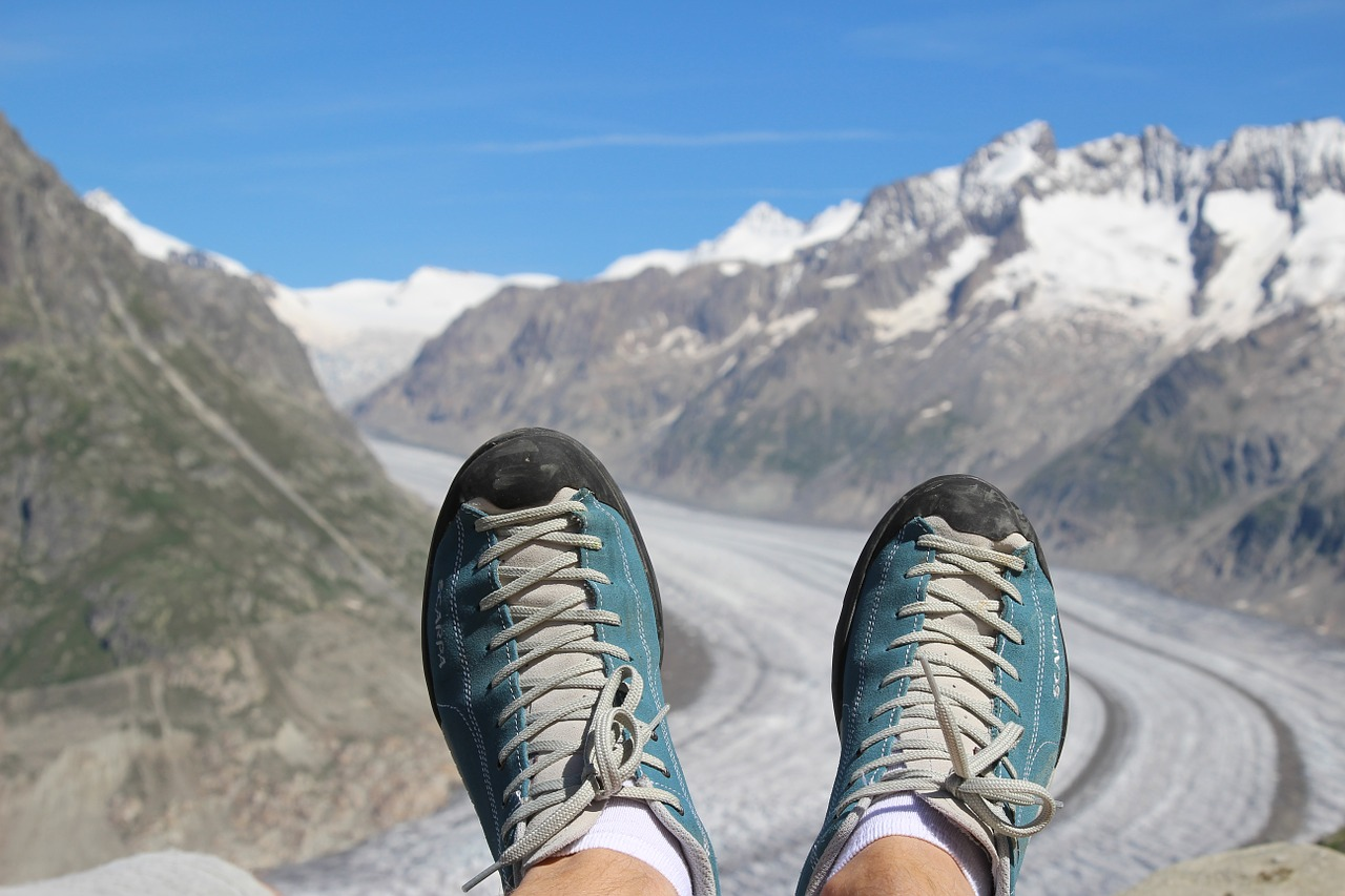 scegliere scarpe outdoor