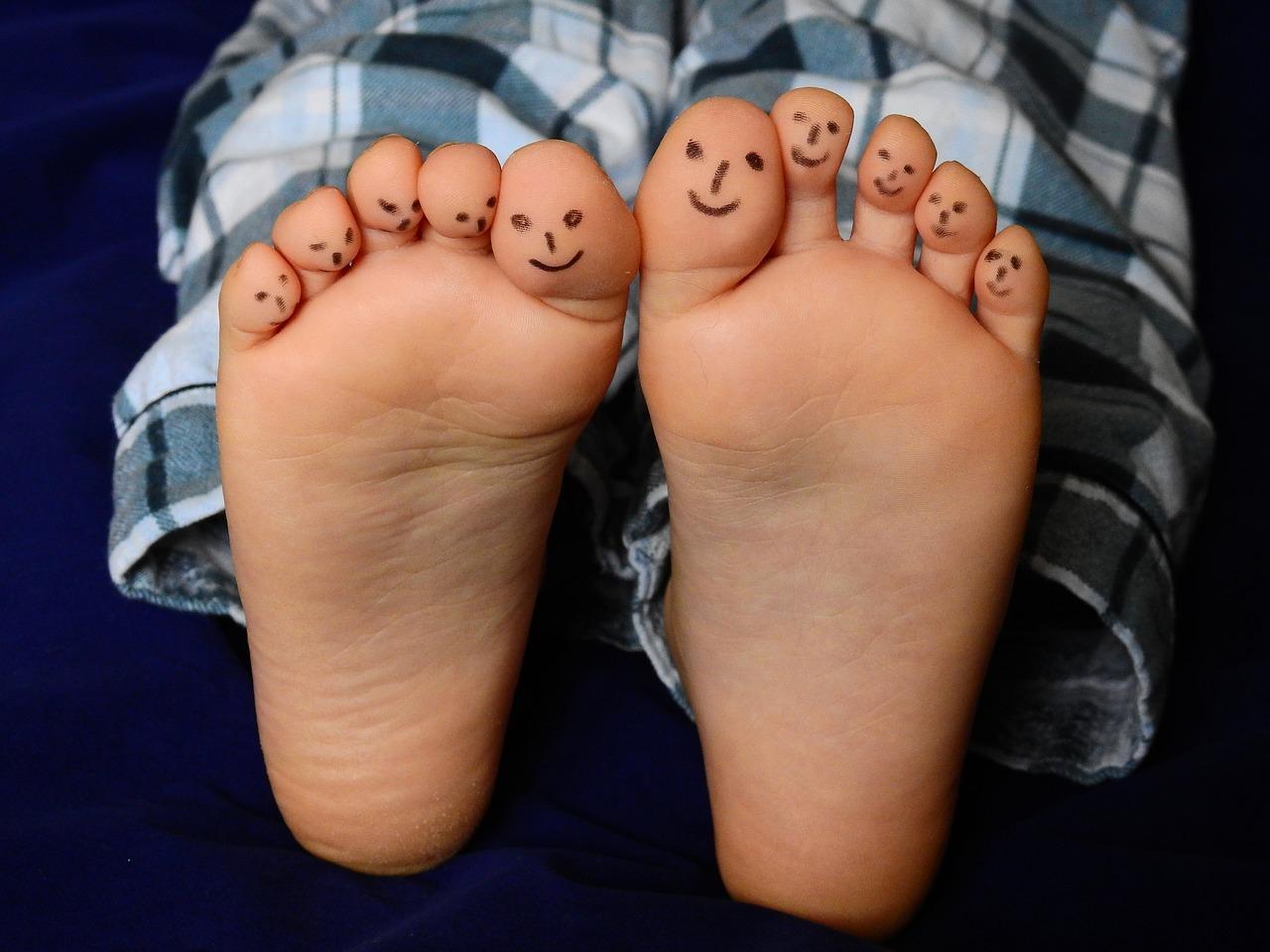 prevenire e curare calli ai piedi