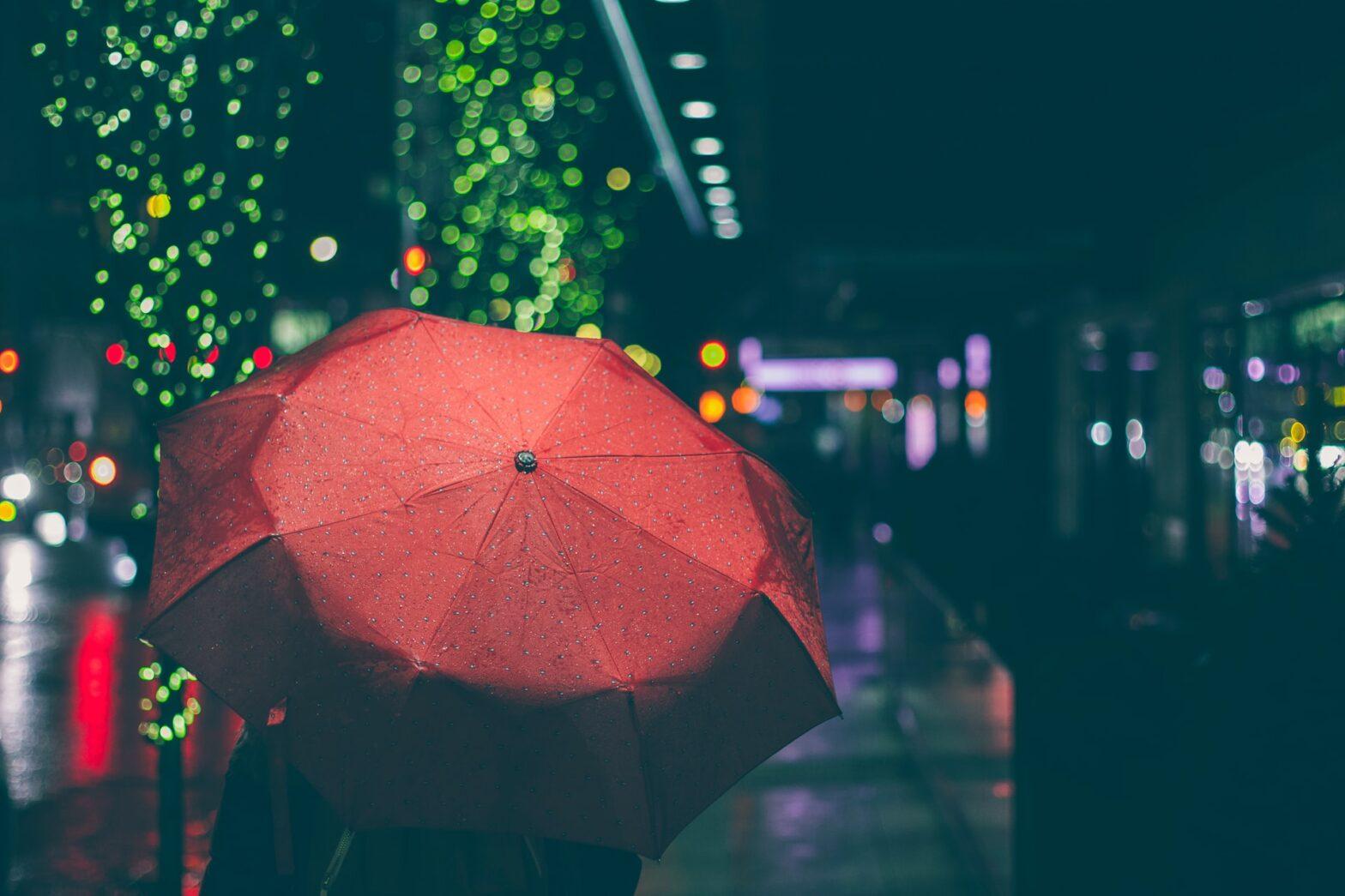 Scarpe per la pioggia