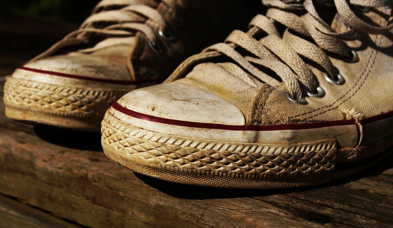 lavare le scarpe da ginnastica in lavatrice
