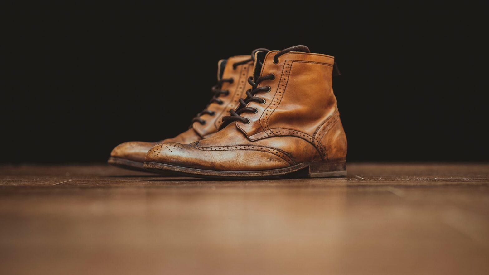 come è fatta una scarpa