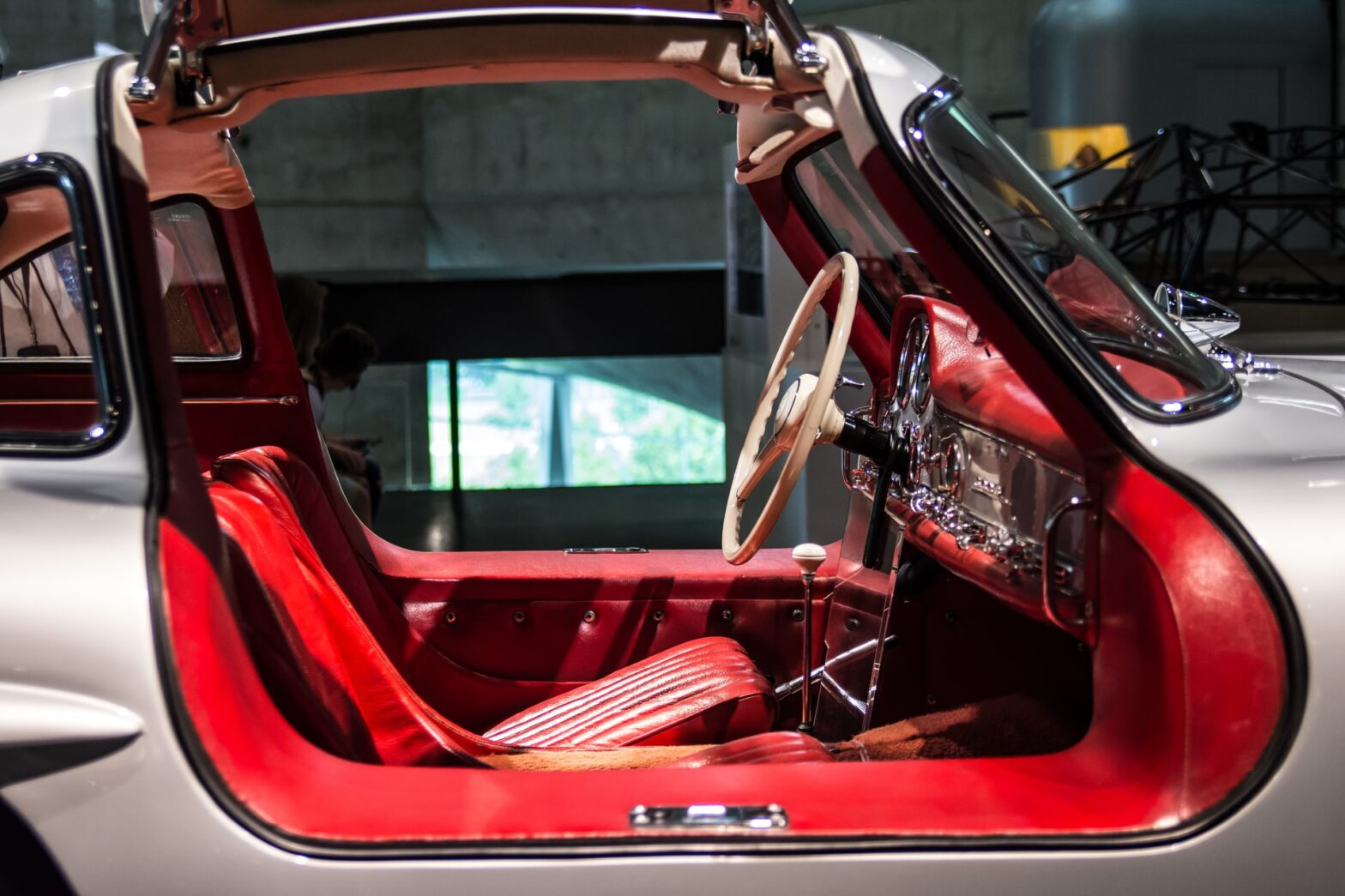far durare a lungo i sedili in pelle dell'auto