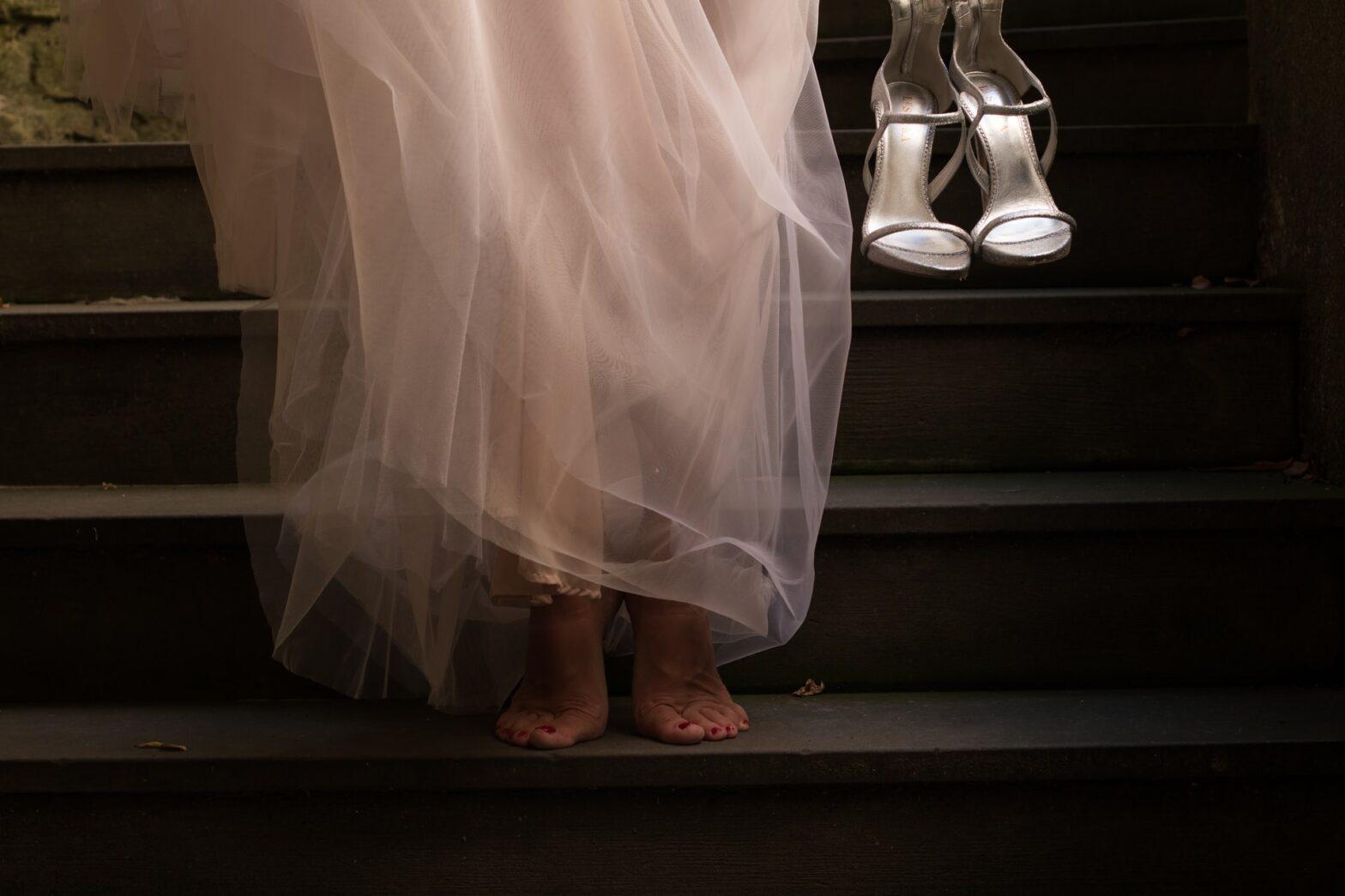 Scegliere le scarpe da sposa