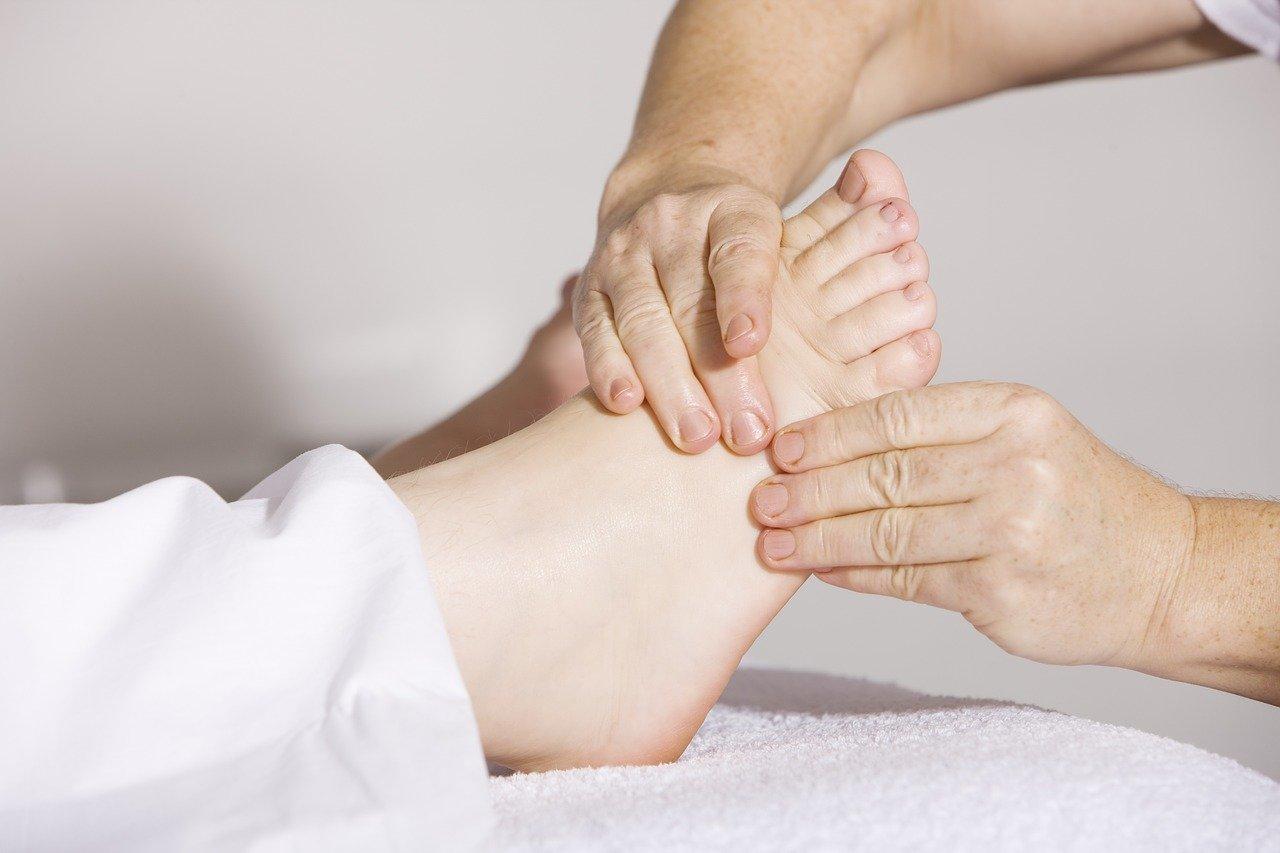 dolore ai piedi