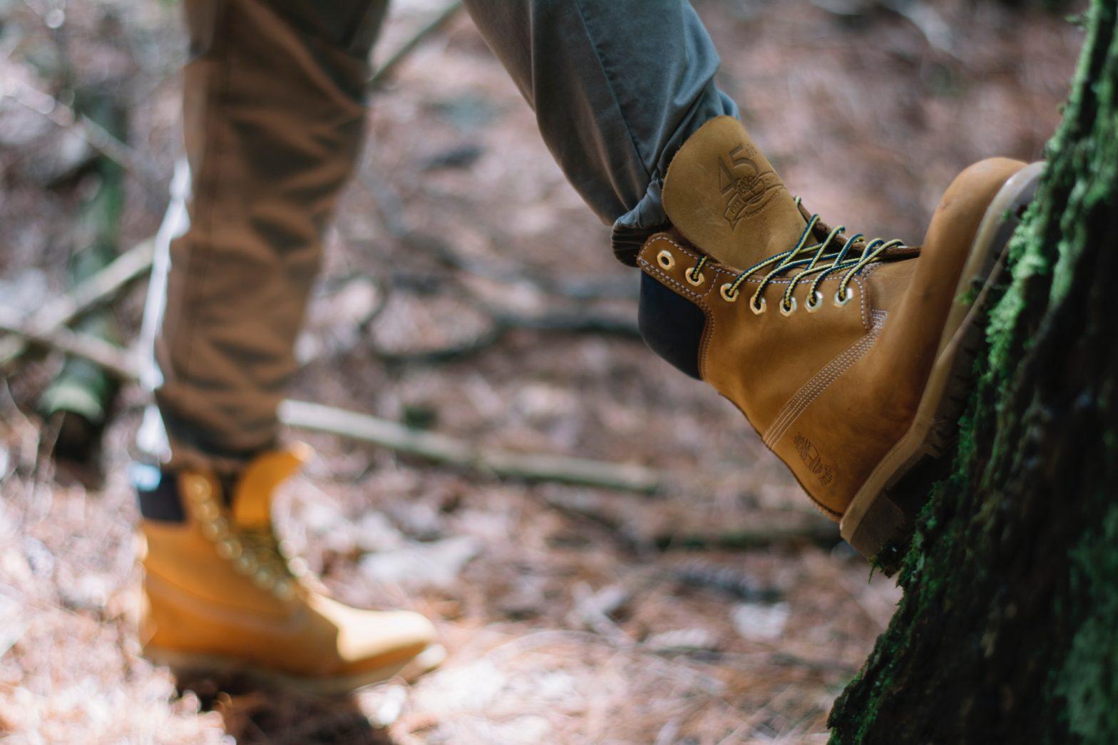 Pulire le scarpe Timberland e Ugg