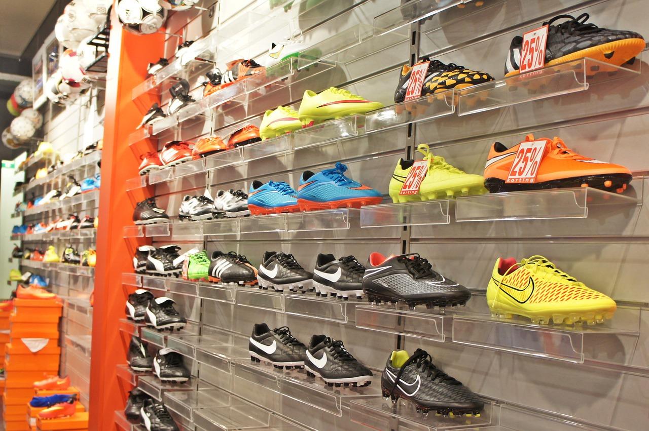 pulire le scarpe da calcio